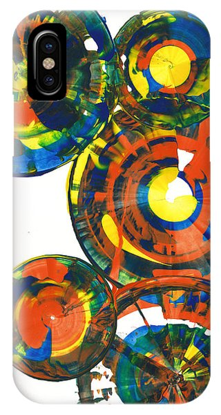 My Spheres Show Happiness  864.121811 IPhone Case