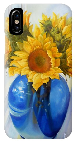 My Sunflowers IPhone Case