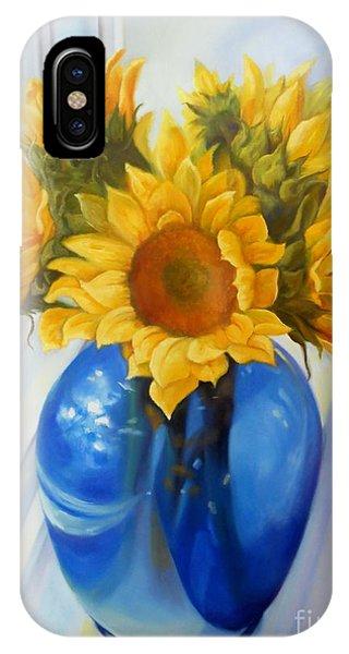 My Sunflowers IPhone Case