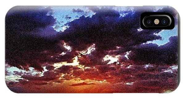 Fineart iPhone Case - My Sunset View by Paul Cutright
