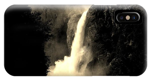 Mystery Falls IPhone Case