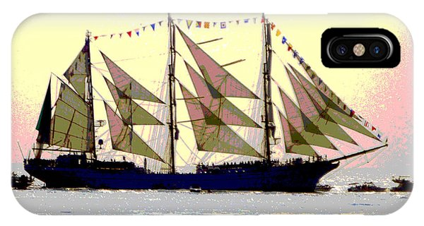 Mystical Voyage IPhone Case