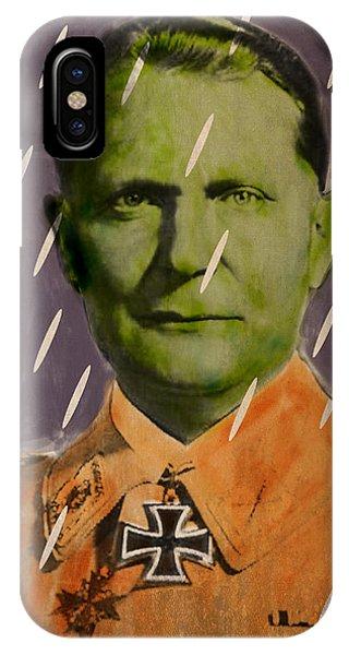 Nasi Goering IPhone Case