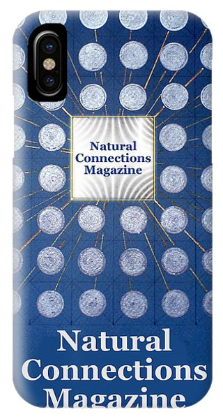 Natural Connections Magazine IPhone Case