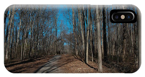 Nature Walk Phone Case by Herman Boodoo