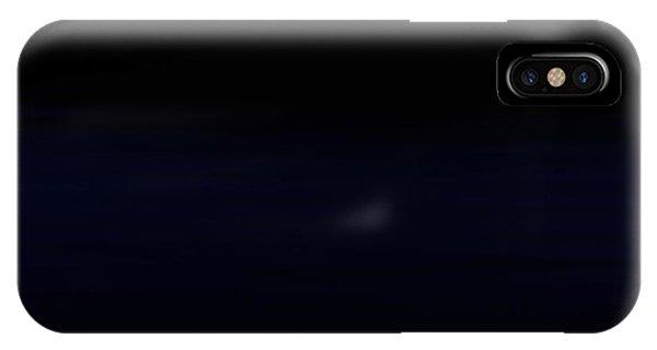 Navy Black IPhone Case