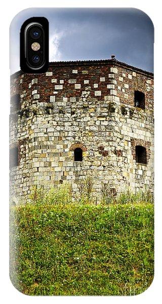 Dungeon iPhone Case - Nebojsa Tower In Belgrade by Elena Elisseeva