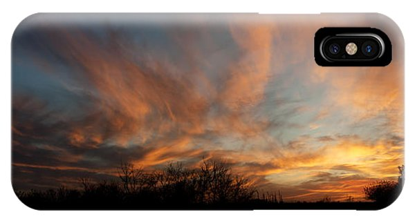 Nebraska Sunset IPhone Case