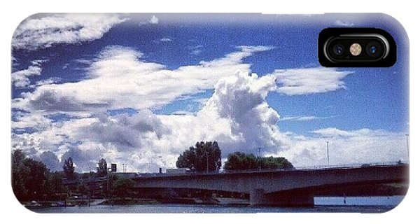 Sunny Days iPhone Case - Negativity Is A Theif, It Steals by Andy Florint