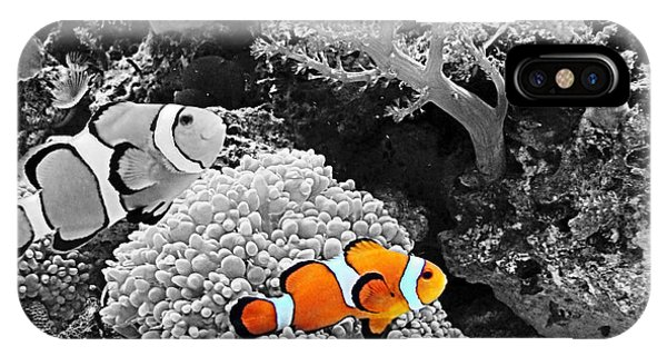 Nemo At Home IPhone Case