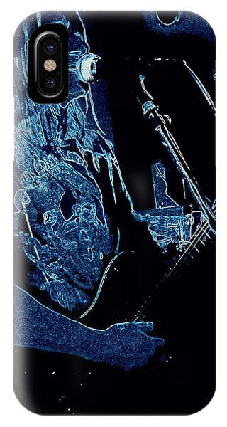 Blue Berry iPhone Case -  Sue by Chris Berry