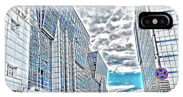 City Scape iPhone Case - New Ekaterinburg. #ekb #color by Igor Che 💎