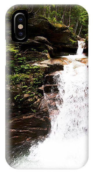 New Hampshire Waterfall IPhone Case