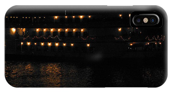 Nola Night Cruise IPhone Case