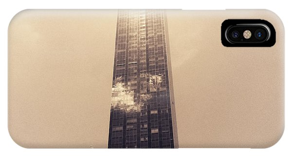 New York City Glimmers And Reflections IPhone Case