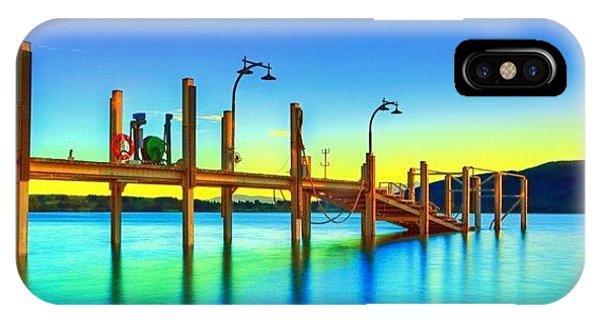 Instago iPhone Case - #newzealand #nz #au_nz_hotshots #bridge by Tommy Tjahjono