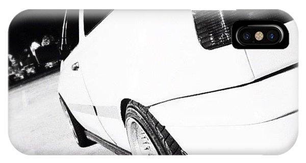 Volkswagen iPhone Case - Night Ride by Jorge Ramirez