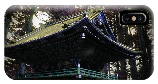 Nikko Architectural Detail Phone Case by Naxart Studio