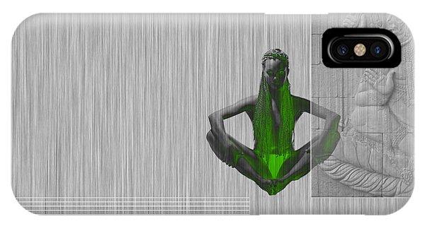 Tranquil iPhone Case - Nirvana by Naxart Studio