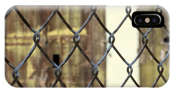 No Trespassing  IPhone Case