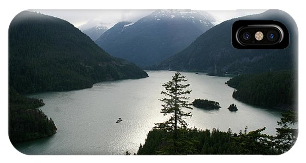North Cascades IPhone Case