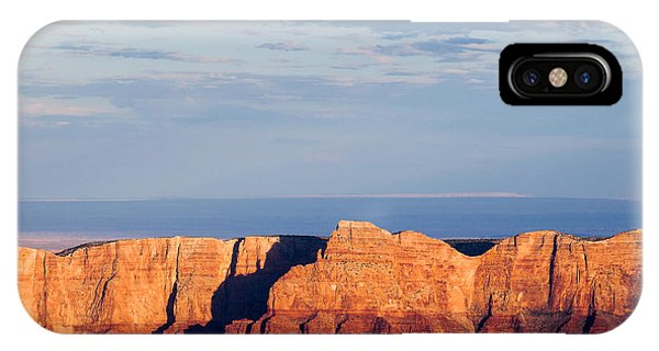 Grand Canyon iPhone Case - North Rim At Sunset by Dave Bowman