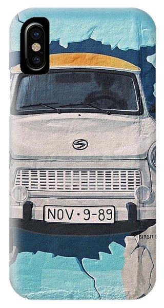 Nov-09-1989 IPhone Case