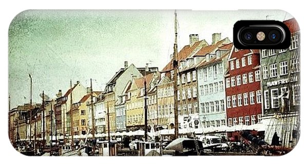 Cool iPhone Case - Nyhavn by Luisa Azzolini