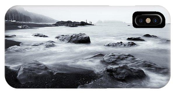 Alive iPhone Case - Ocean Alive by Mike  Dawson