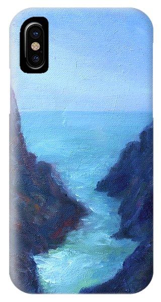 Ocean Chasm IPhone Case