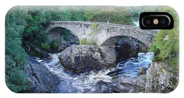 Old Bridge At Invermoriston IPhone Case