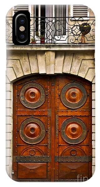 Old Doors IPhone Case