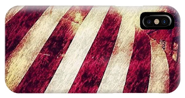 Patriotic iPhone Case - Old Glory - July 4, 2012 by Paul Cutright