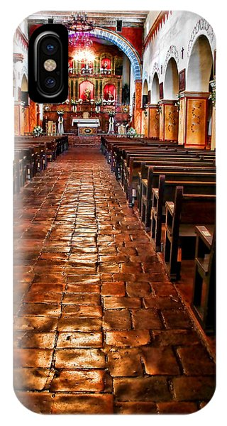 Old Mission Church IPhone Case