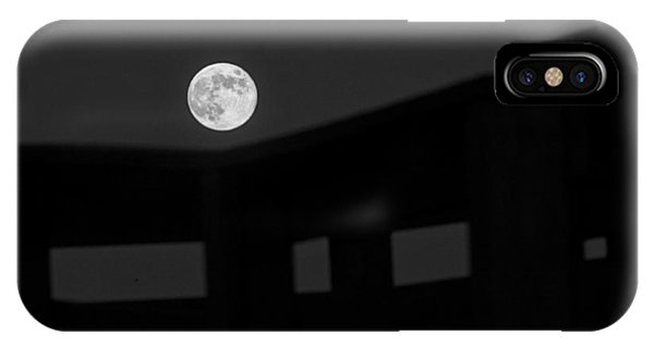 One Small Step For A Man IPhone Case