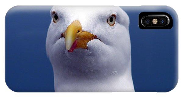 One Strange Bird IPhone Case