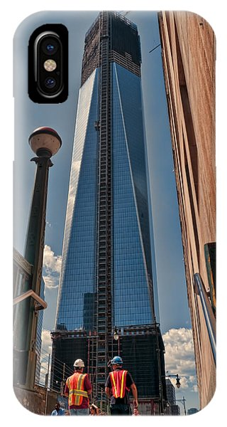 One Wtc First Look IPhone Case