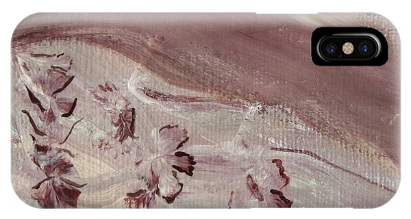 Orchid River IPhone Case