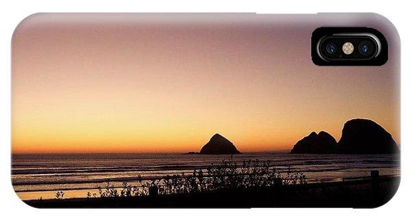 Oregon Coast 16 IPhone Case