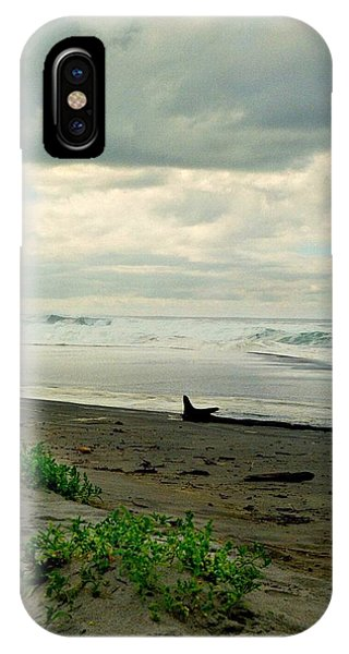 IPhone Case featuring the photograph Oregon Coast 17 by Deahn      Benware