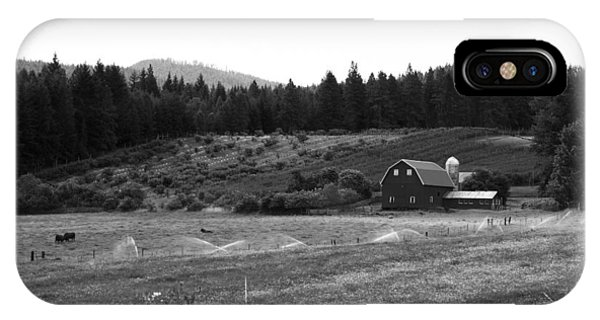 Oregon Farm IPhone Case