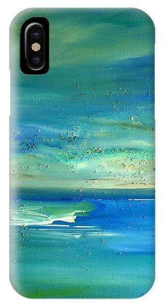 Organic Seascape IPhone Case
