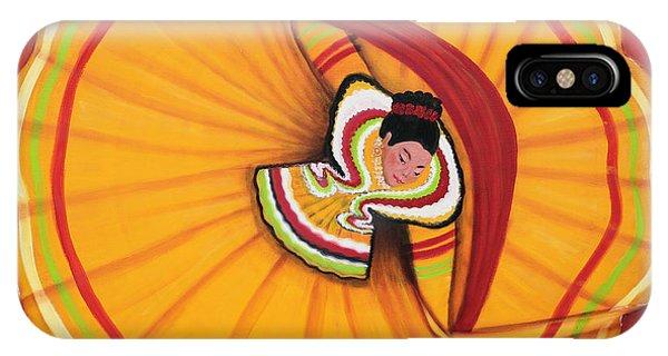 Orgullo Mexicano IPhone Case