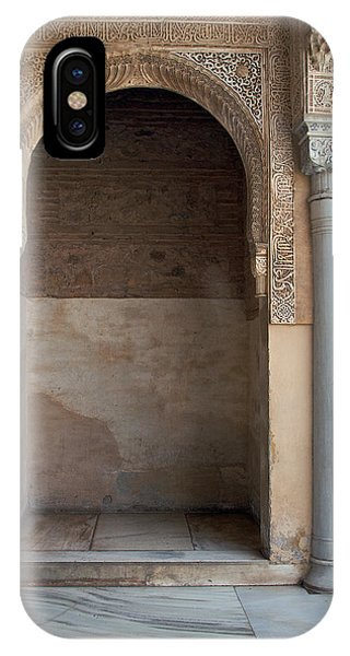 Ornate Arch And Pillar IPhone Case