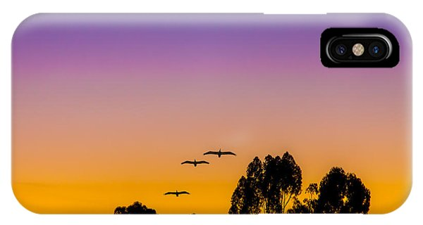 IPhone Case featuring the photograph Osibisa Dawn by Chris Lord
