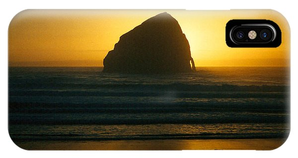Pacific City Sunset IPhone Case