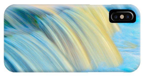 Painted Falls IPhone Case