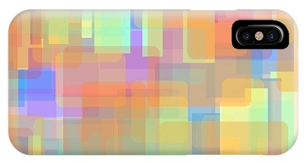 Panes Of Existence IPhone Case