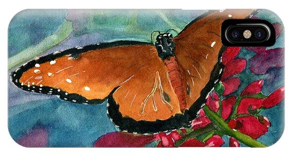 Papilio Fandango  IPhone Case
