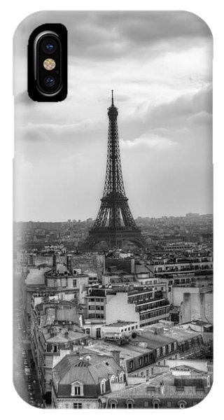 Paris No. 4 IPhone Case